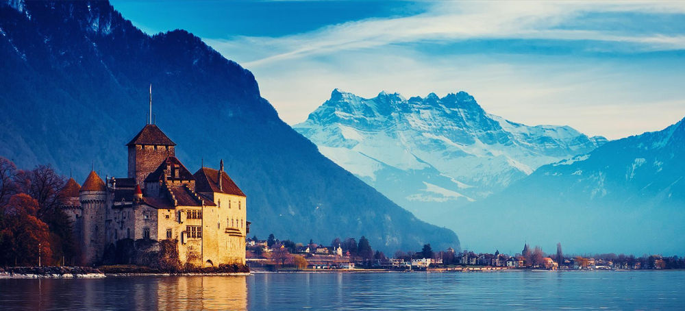 Delhi to Switzerland tour packages